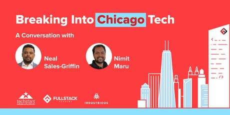Breaking Into Chicago Tech tickets