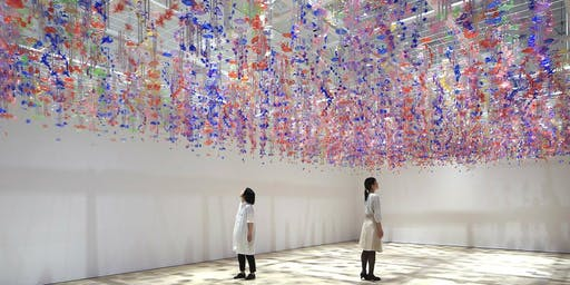 Spot on Asia Curators' Talk (Japan & Taiwan)