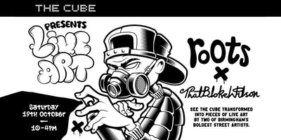 The Cube presents Live Art