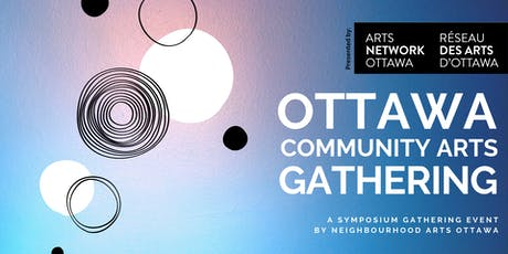 Ottawa Community Arts Gathering tickets
