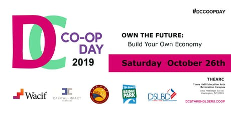 DC Co-op Day 2019 tickets