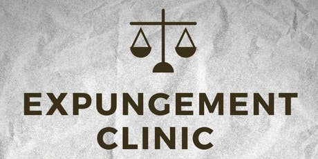 Expungement Clinic - Volunteer Registration tickets
