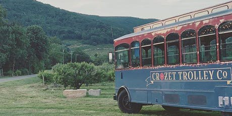 Crozet Character & Connectivity Tour tickets