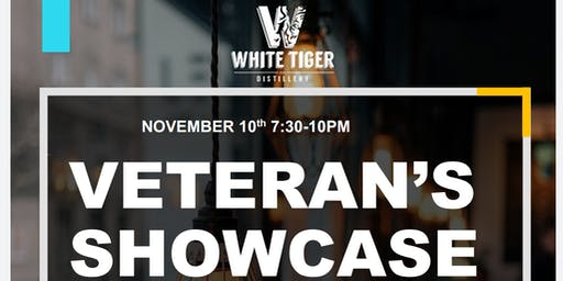 Veterans Showcase