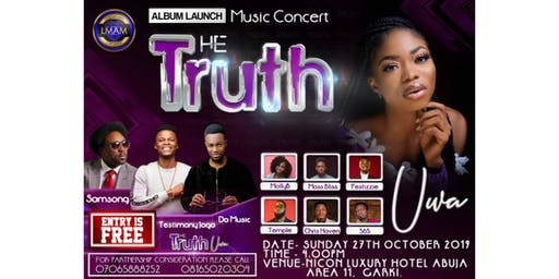 The Truth Concert with Uwa