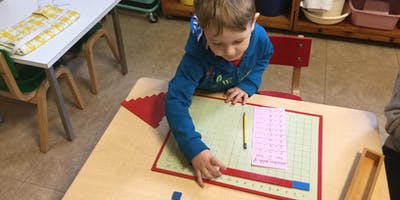Open House - Montessori preschool