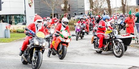 Santa's on a Bike 2019 - Bristol Ride to Charlton Farm tickets