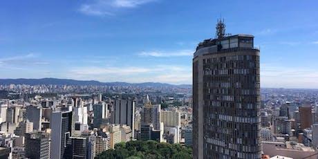 CENTRO + COBERTURA DO COPAN | PASSEIO GASTRONÔMICO E CULTURAL ingressos
