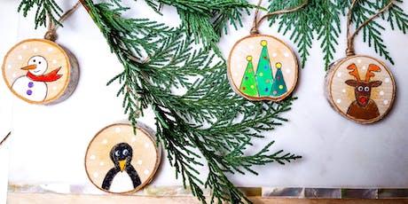 Kid's Creative Club Homeschool Edition - Holiday Ornaments tickets