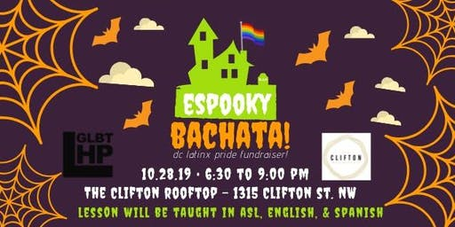 Spooky Bachata @ The Clifton