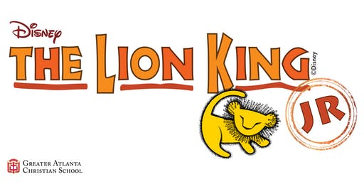 Discovery Drama Presents: The Lion King, JR. (Sunday 2pm)