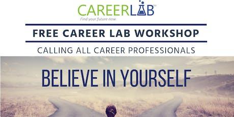 Free Career Lab November Workshop tickets