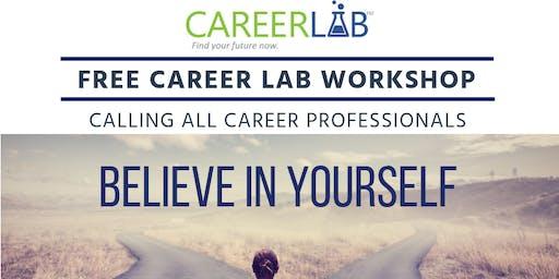 Free Career Lab November Workshop