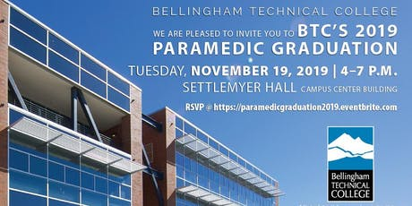 Paramedic Graduation 2019 tickets