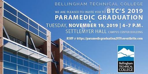 Paramedic Graduation 2019