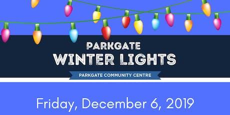 Parkgate Winter Lights tickets