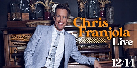 Chris Franjola tickets