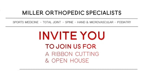 Ribbon Cutting & Open House tickets
