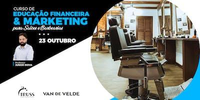 Curso de Educação Financeira e Marketing