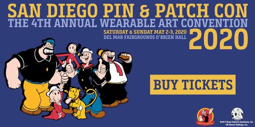 Pin & Patch Con 2020