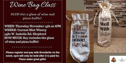 Wine Bag Class