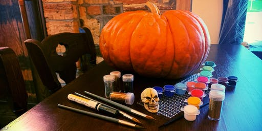 'Craft' Saturday - Pumpkins and Pints