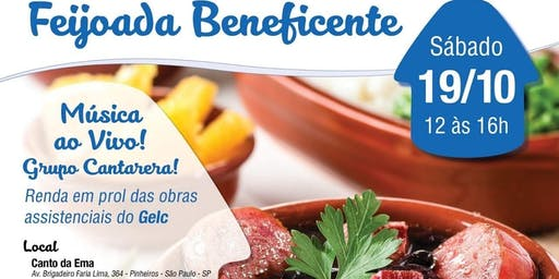FEIJOADA BENEFICIENTE - GELC - 2019