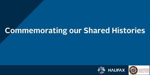 Commemorating our Shared Histories - Conversation Circle - Halifax