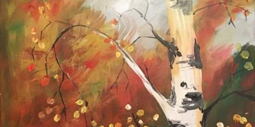 A Fall Retreat: Yoga, Lunch & Painting Party!