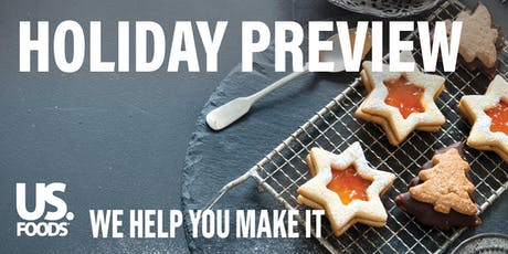 US Foods - Holiday Preview tickets