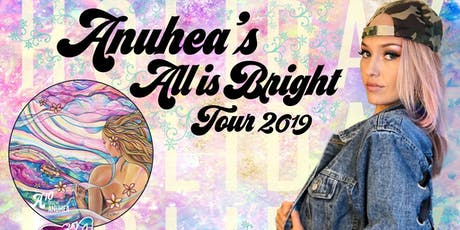 Anuhea's All Is Bright Tour 2019 // Portland, OR tickets