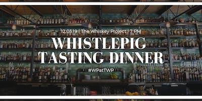 WhistlePig Dinner