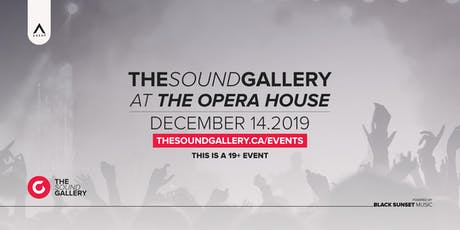 The Sound Gallery tickets