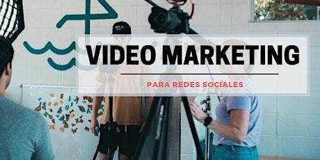 Producción de Video básico para redes sociales entradas
