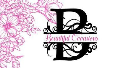 Beautiful Occasions Grand Opening/Business Shower tickets