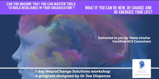 Change you Mind, Create New Results : Neuroscience Based Training Created by Dr Joe Dispenza