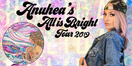 Anuhea's All Is Bright Tour 2019 // Tacoma, WA tickets