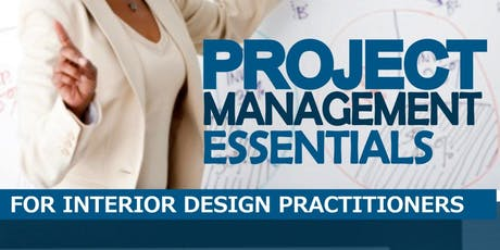 Project Management for Interior Designers: Introductory Seminar tickets