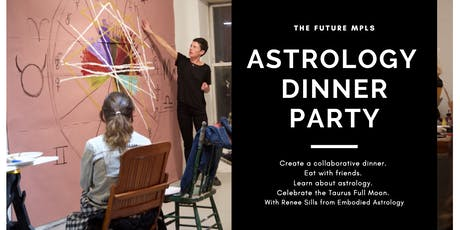 Astrology Dinner Party tickets