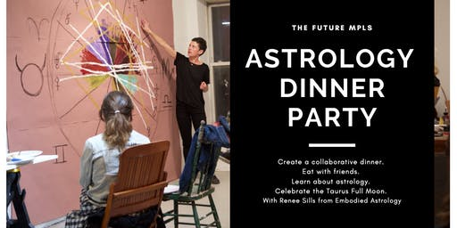 Astrology Dinner Party