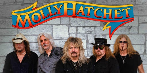Molly Hatchet: National Touring Band!  Approaching Sellout - Buy Now!