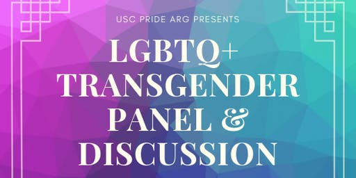 LGBTQ+ Presentation & Transgender Panel