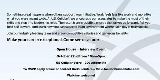 US Cellular Open House - Arden, NC