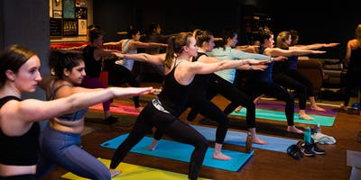 Yoga at Capo presented by Tufts Medical Center; a Be Well Boston Event