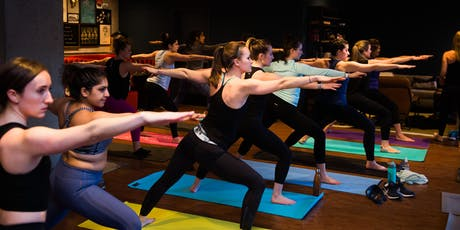 Yoga at Capo presented by Tufts Medical Center; a Be Well Boston Event tickets