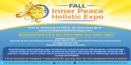Inner Peace Holistic Expo tickets
