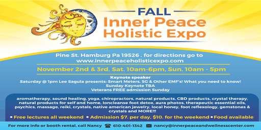 Inner Peace Holistic Expo