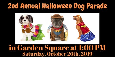 2nd Halloween Costume Dog parade in downtown Brampton tickets