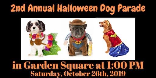 2nd Halloween Costume Dog parade in downtown Brampton