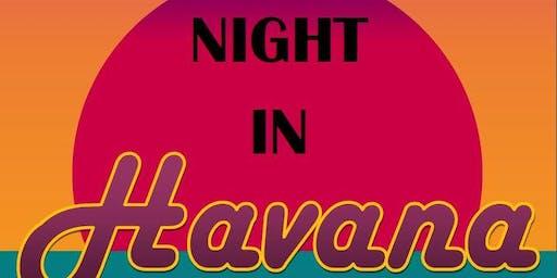 'A Night at Havana' Charity Fundraising Event: Light the Night Kickoff